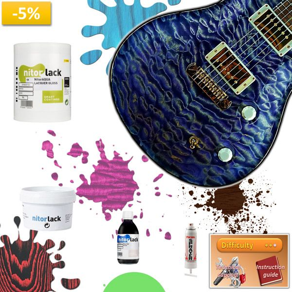 Waterbase Kit, Quilted Top Highlight